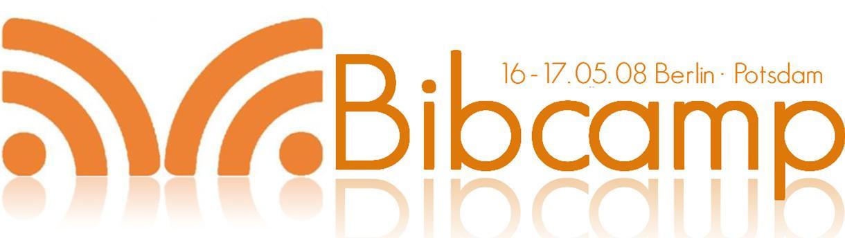 Logo Bibcamp 2008